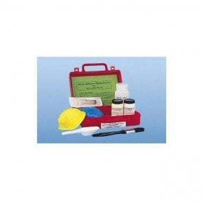 DSP Mercury Spillage & Decontamination Kit - Each