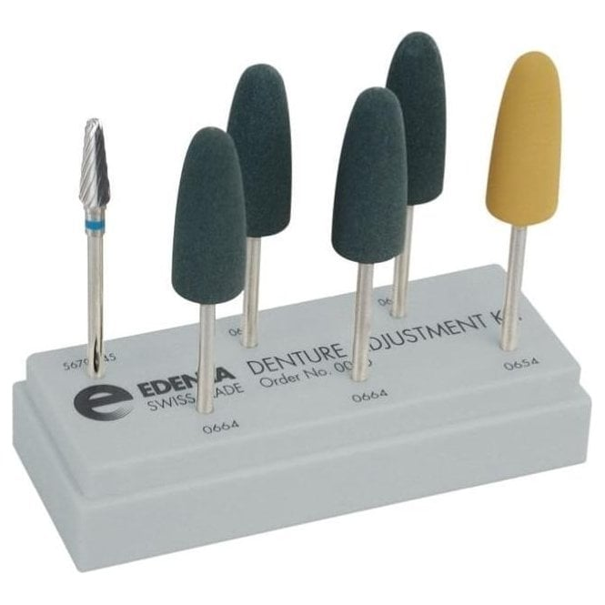 Edenta Denture Adjustment Kit HP (0090SO) - Each