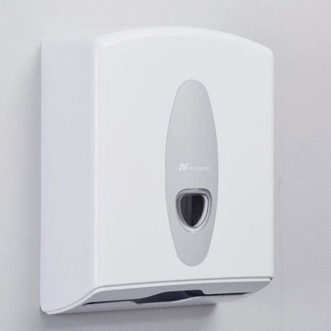 Essentials C-Fold Towel Dispenser - Each