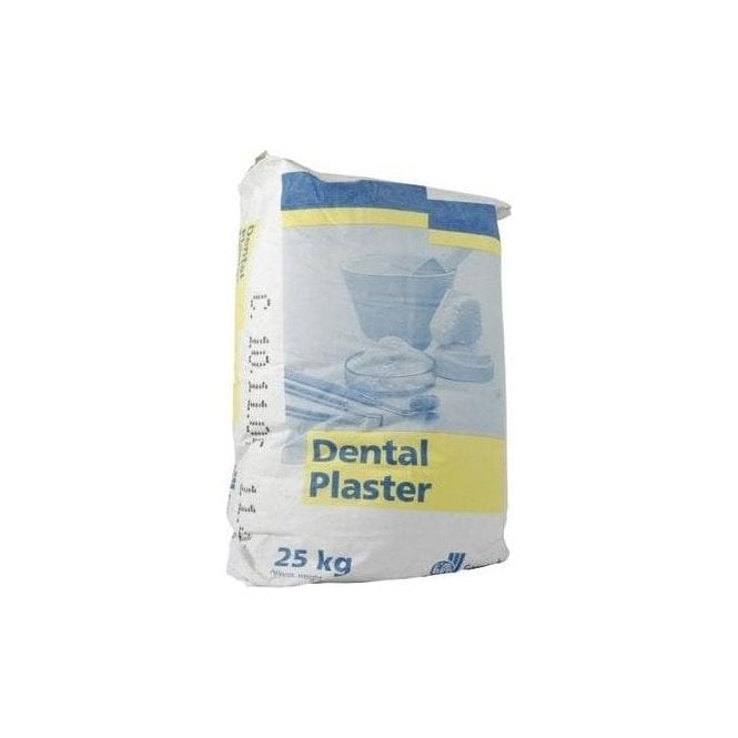 Formula Dental Plaster 25kg - Each