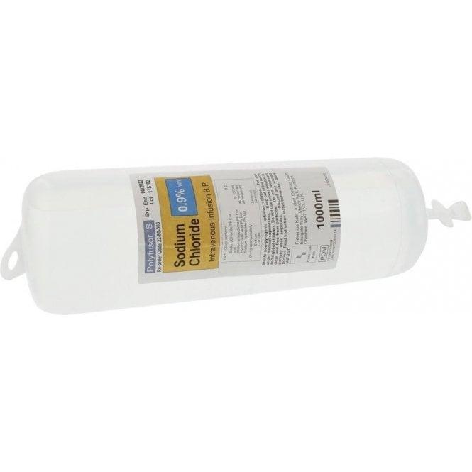 Fresenius Kabi Polyfuser S Solution Bottle 1L - Each