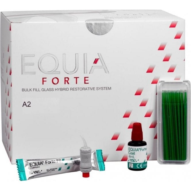 GC Equia Forte Clinic Pack A2 (900954) - Each