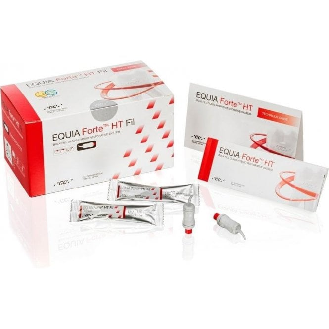 GC EQUIA Forte HT Refill Pack B2 (901589) - Each