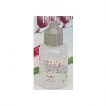 GC Fuji I Liquid 20ml Luting Cement (000135) - Each