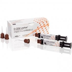 GC G-CEM LinkAce A2 2x2.7ml (4857) - Pack2