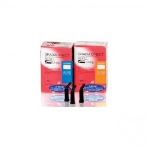 GC Gradia Direct Unitips Anterior A4 0.24g (1976) - Pack10