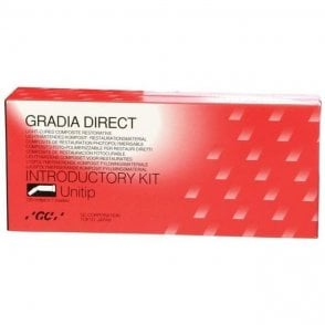 GC Gradia Direct Unitips Intro Kit (1966) - Each