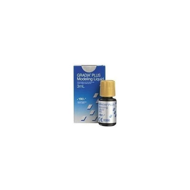 GC Gradia Plus Modelling Liquid 3ml (901129) - Each