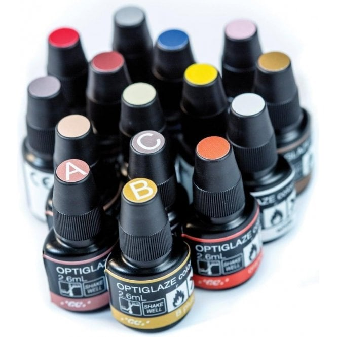 GC OPTIGLAZE Color Clear 5ml (008424) - Each