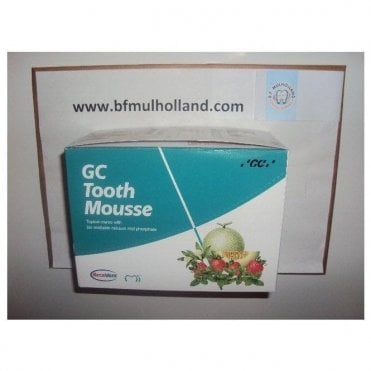 GC Tooth Mousse Assorted Pack (462032) - Pack10