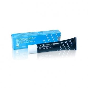 GC Tri Plaque ID Gel 40g (004273) - Each
