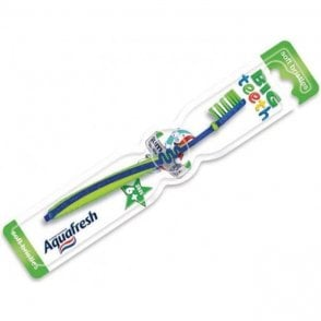 GSK Aquafresh Big Teeth Toothbrushes (60000000022400)-Pack12