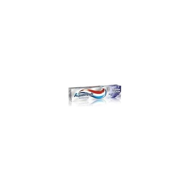 GSK Aquafresh Intense White Toothpaste 75ml - Pack12