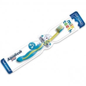 GSK Aquafresh Toothbrushes Milk Teeth (60000000014135) -Pk12