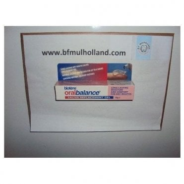 GSK Biotene Oral Balance Gel 12x50g (03632) - Pack12