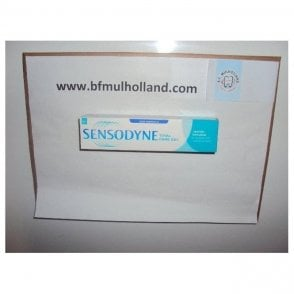 GSK Sensodyne Gel Toothpaste 12x45ml - Pack12