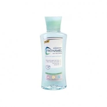 GSK Sensodyne Pronamel Daily Mouthwash 250ml(60000000014671)