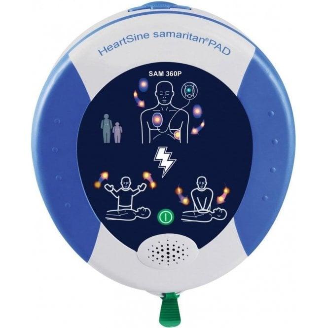 HeartSine Samaritan PAD 350P Defibrillator (350-BAS-XX-10)