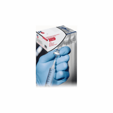 HPC HandSafe Blue Nitrile Gloves Extra Small GN90 - Box200