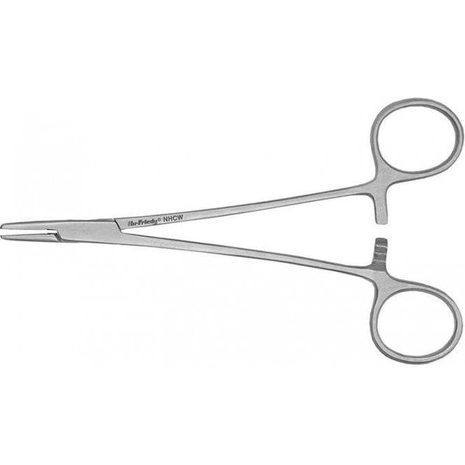 Hu-Friedy Crile-Wood Grooved Needle Holder 15cm (NHCW)