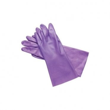 Hu-Friedy Lilac Utility Gloves Small Size 7 (40-60) - Pack 3