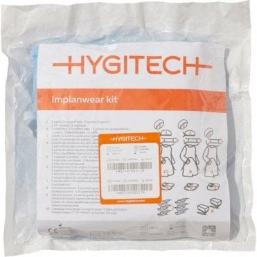 Hygitech Implanwear Kit (HY-0851) - Pack5