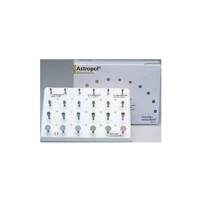 Ivoclar Vivadent Astropol Assortment (557625) - Each
