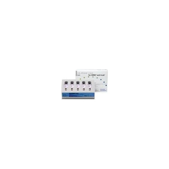 Ivoclar Vivadent IPS e max CAD CEREC/inLab LT A2 C14/5