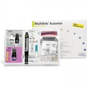 Ivoclar Vivadent Multilink Automix SystemP Trans Easy/M+