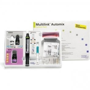 Ivoclar Vivadent Multilink Automix SystemP Yellow Easy/M+