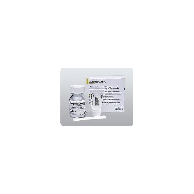Ivoclar Vivadent Vivaglass Liner Intro Pack (536452) - Each