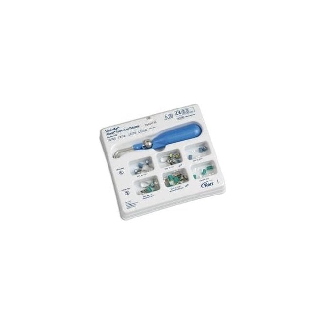 Kerr Adapt SuperCap Matrix 0.050 6.3mm high (2172) - Box50