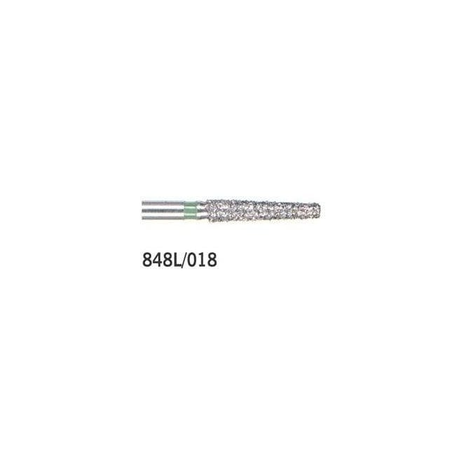 Kerr BluWhite Diamond Burs FG FG783 Regular 018 (450416-BD1)