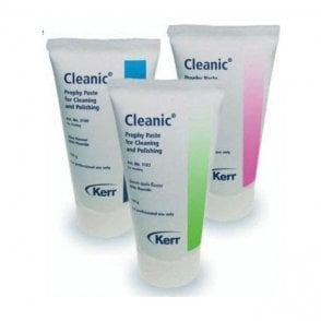 Kerr Cleanic Prophy Paste with Fluoride Mint 100g (3180)