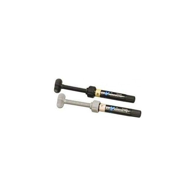 Kerr Herculite XRV Enamel Syringe C4 5g (22871) - Each