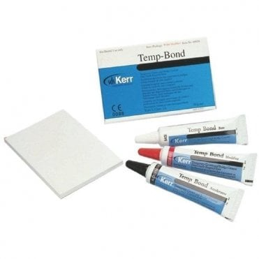 Kerr Temp-Bond with Modifier (60058) - Each
