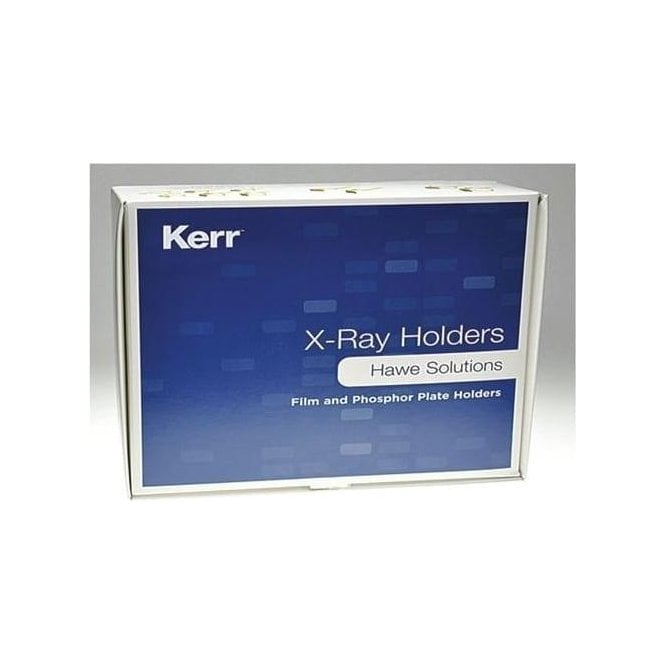 Kerr X-Ray Film & Phosphor Plate Holders Testset (1720)