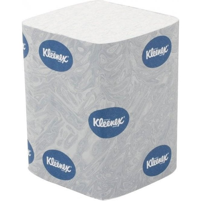 Kimberly-Clark Kleenex Premier Toilet Tissue Folded (8407)