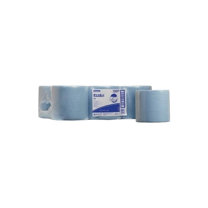 Kimberly-Clark Wypall L10 CentreFeed Blue 7265 (6x228=1368)