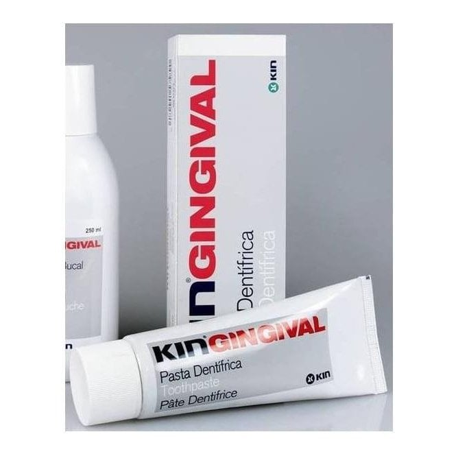 Kin Gingival Toothpaste 75ml (340987) - Each