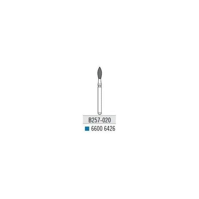 Kulzer Diamond Bur 257-020 (B724) - Each