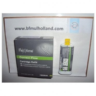 Kulzer Flexitime Correct Flow 2x50ml (50034806) - Box2