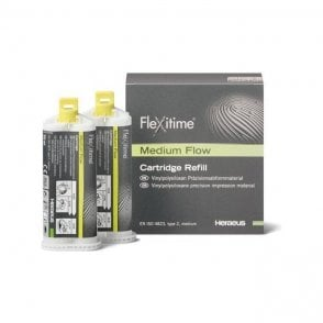 Kulzer Flexitime Medium Flow 2x50ml (66041062) - Each