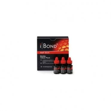 Kulzer iBond Self Etch Value Pack 3x4ml (66046243) - Pack3