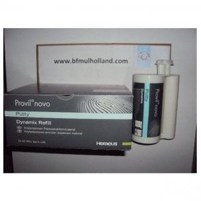 Kulzer Provil Novo Dynamix Putty Refill 2x380ml - Box2
