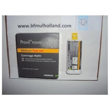 Kulzer Provil Novo Medium C.D.2 Fast Set 2x50ml (66008291)
