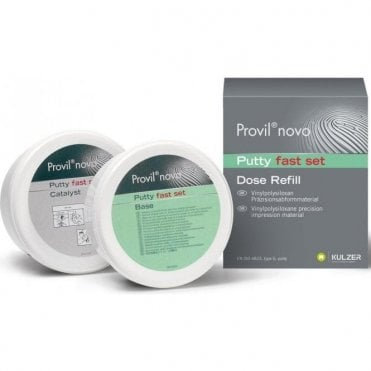 Kulzer Provil Novo Putty Fast Set 2x250ml (65220695) - Box2