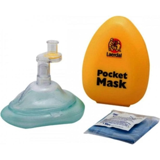 Laerdal Pocket Mask (82001133) - Each
