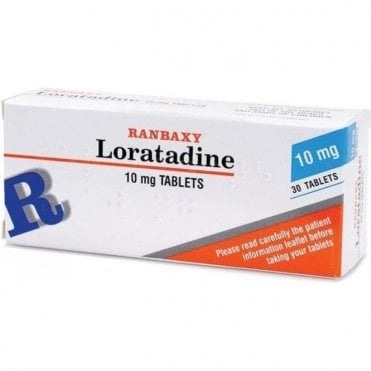 Loratadine 10mg - Pack30