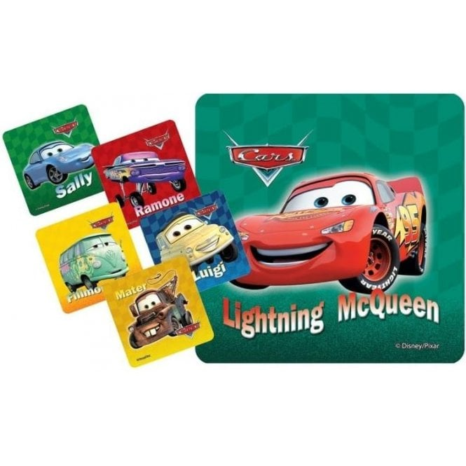 MediBadge Disney Cars Stickers - Pack90